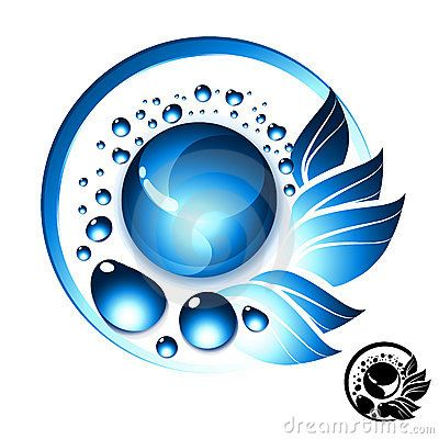 Symbol For Water Element Google Search Tattoos Pinterest
