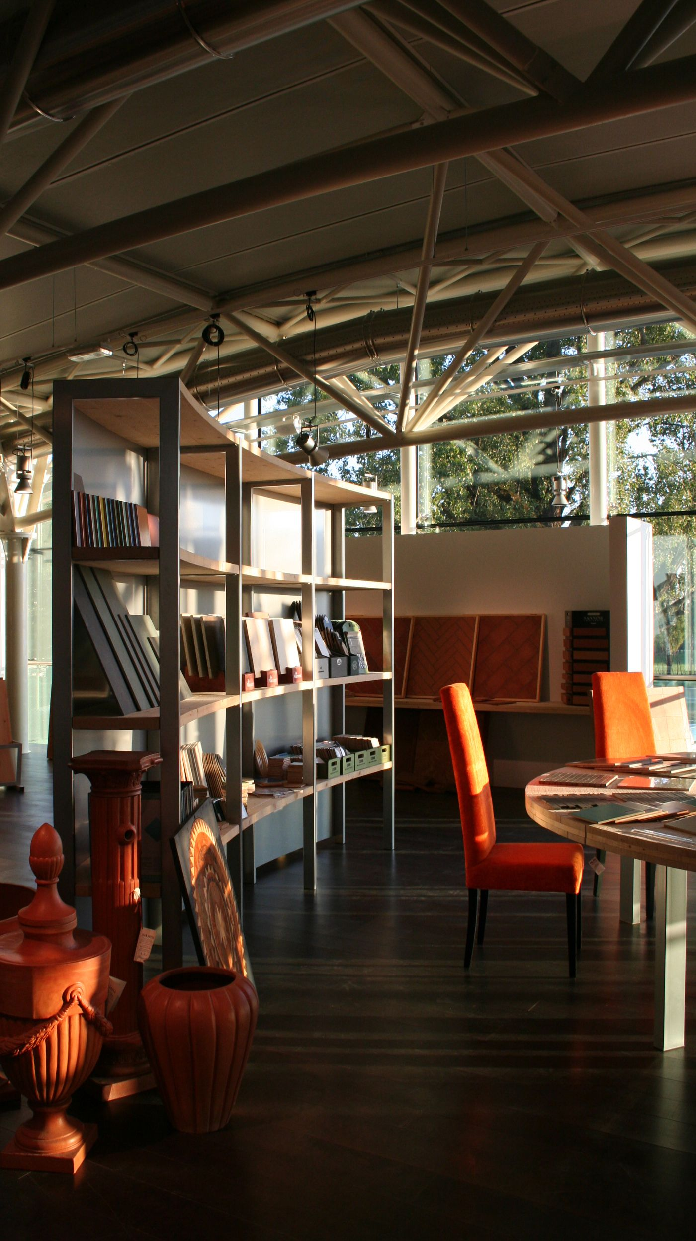 show room Loft moderni, Architettura, Studio di architettura
