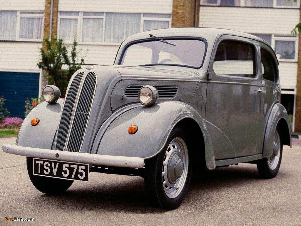 1954 Ford Popular 103e For Sale Classic Car Eski Arabalar Cars Pinterest And British