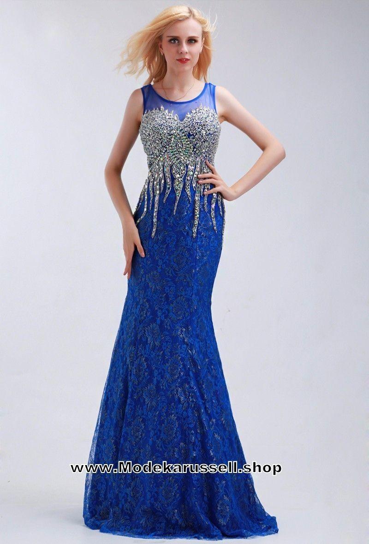 Abendkleid meerjungfrau online