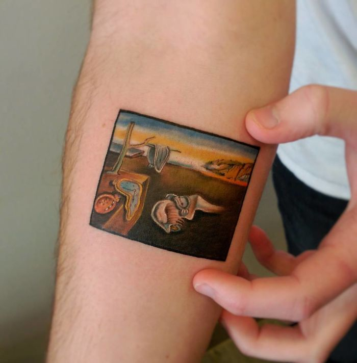 106 Classical Art Inspired Tattoos You Never Knew You Needed Until
