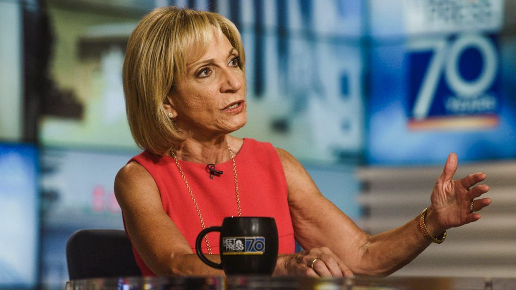 NBC News star Andrea Mitchell slammed for citing wrong law