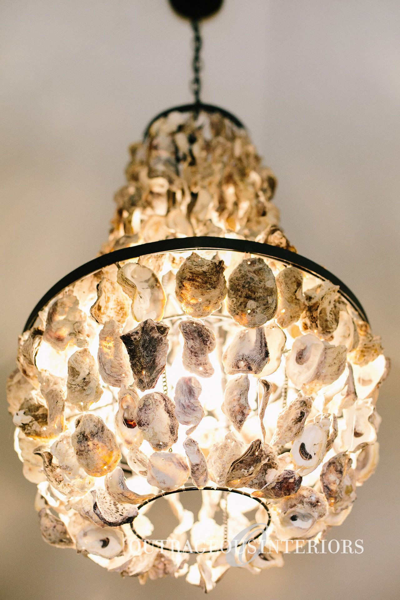 The Perfect Chandelier For Your Beach House Or Nautical Themed Room