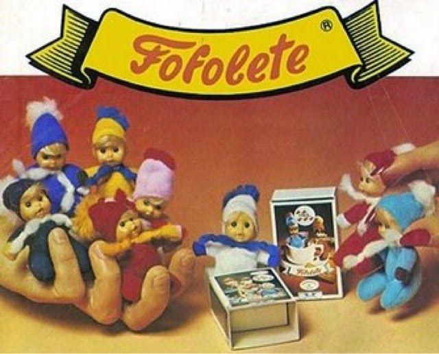 Brinquedos Inesquecíveis - Fofolete & Cia   Design Innova