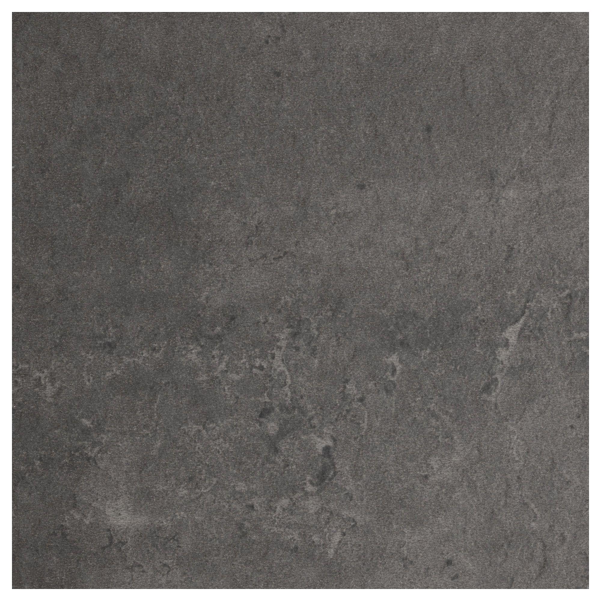 Misure Standard Top Cucina ekbacken piano di lavoro - effetto cemento, laminato 246x2.8