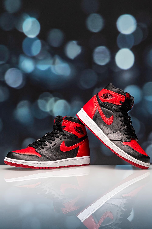 """Air Jordan 1 Retro High OG """"Bred"""" 555088 023 2013 in"""
