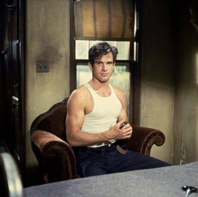 Warren Beatty Bonnie and Clyde