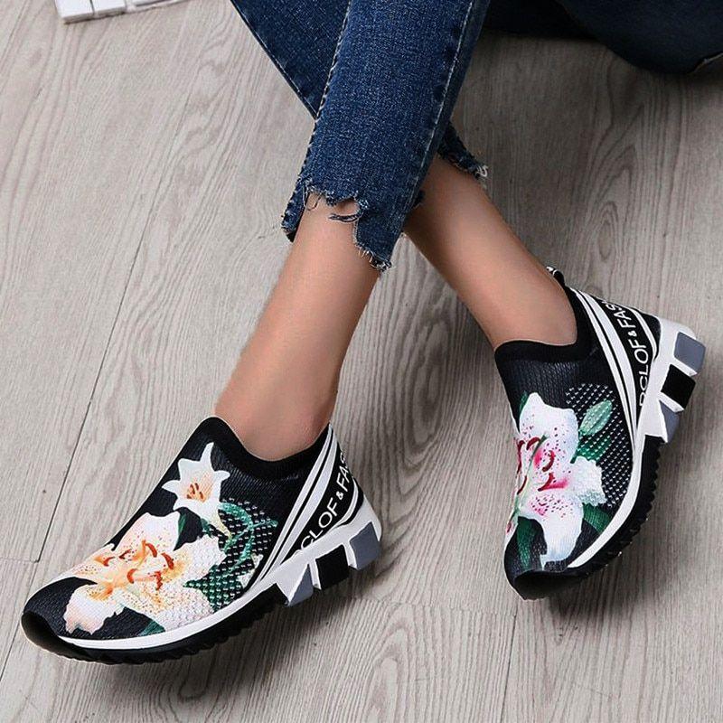 Cheap Женская вулканизированная обувь, Buy Directly from