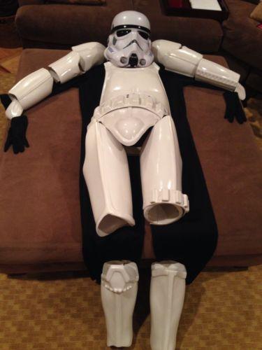 Rubies Star Wars Supreme Edition Adult Stormtrooper Costume - X-Large | 909866 & Rubies Star Wars Supreme Edition Adult Stormtrooper Costume - X ...