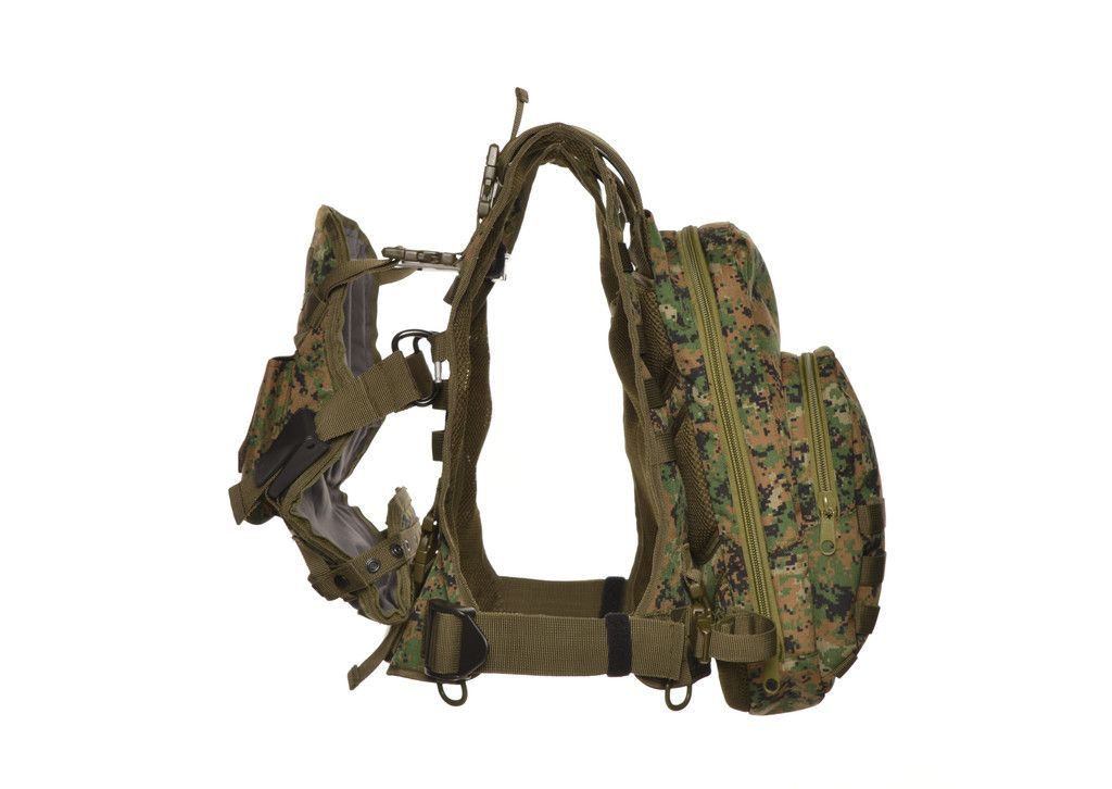 Camo Babycarrier Complete Package In Digital Woodland