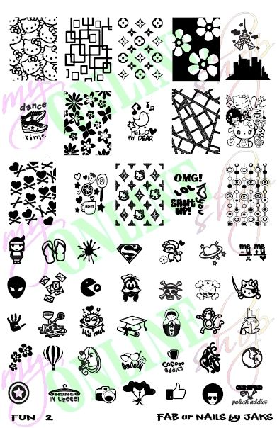 Add More Fun To Your Stamping Nail Art With More Designs From These
