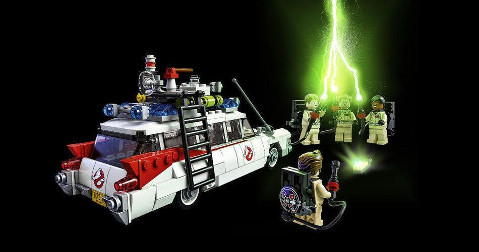 Ghostbusters: First Official LEGO Photos -- This 508-piece LEGO set will be available for purchase in June, just in time to celebrate the 30th Anniversary of the 1984 classic. -- http://wtch.it/PH52G