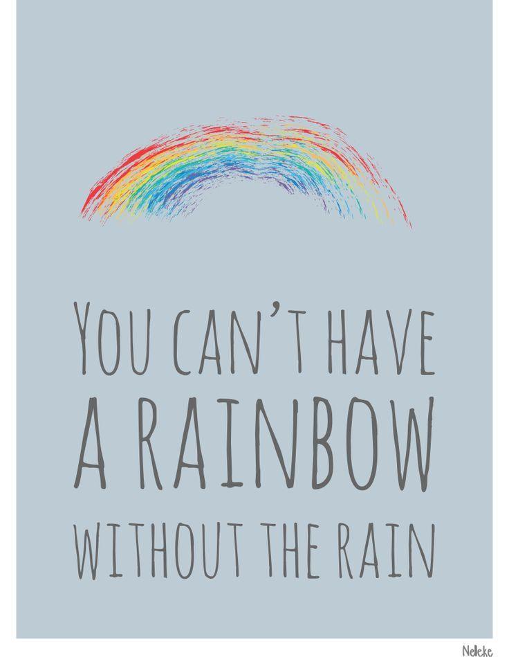 End Of The Rainbow Quotes Quotesgram Rainbow Quote Rain Quotes Words Quotes
