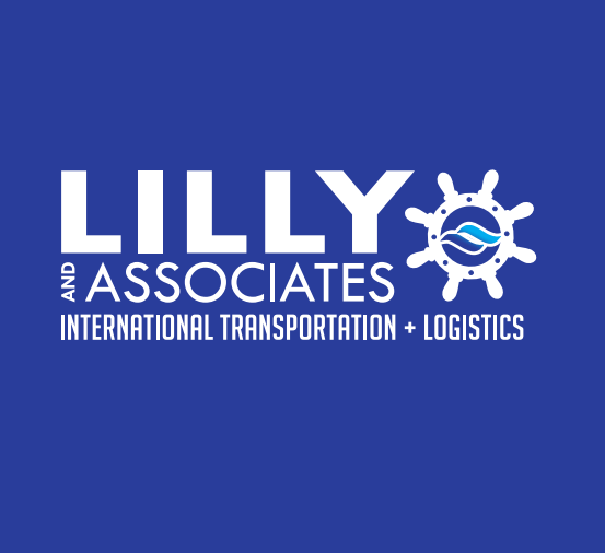 Lilly and Associates International #logo #mariners helm