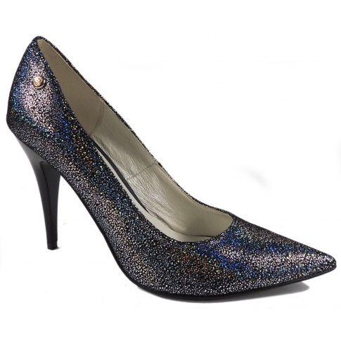 Szpilki 4510025d Wieczorowe Czolenka Heels Shoes Kitten Heels