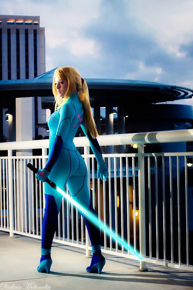 Cosplay of the day: Samus