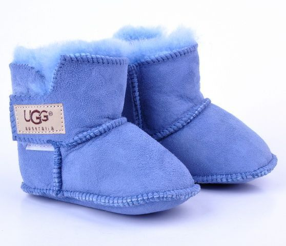 Baby Cheap Ugg Boots Clearance Infants Erin Blue