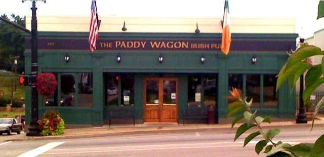 The Paddy Wagon Richmond Ky Kentucky Irish Restaurants Beer Diners
