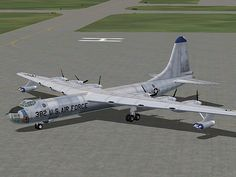 Convair | Convair B-36 Peacemaker for FSX/FS2004 (Download) - PC Aviator
