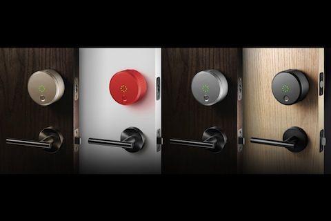 Découvrez ces serrures intelligentes qui su0027ouvrent grâce à votre - changer la serrure d une porte