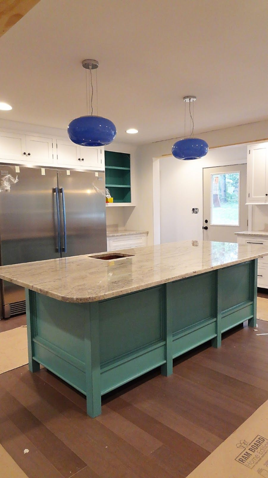 Counter Tops An Endless Search For The One Curved Kitchen Round Kitchen Island Top Kitchen Trends