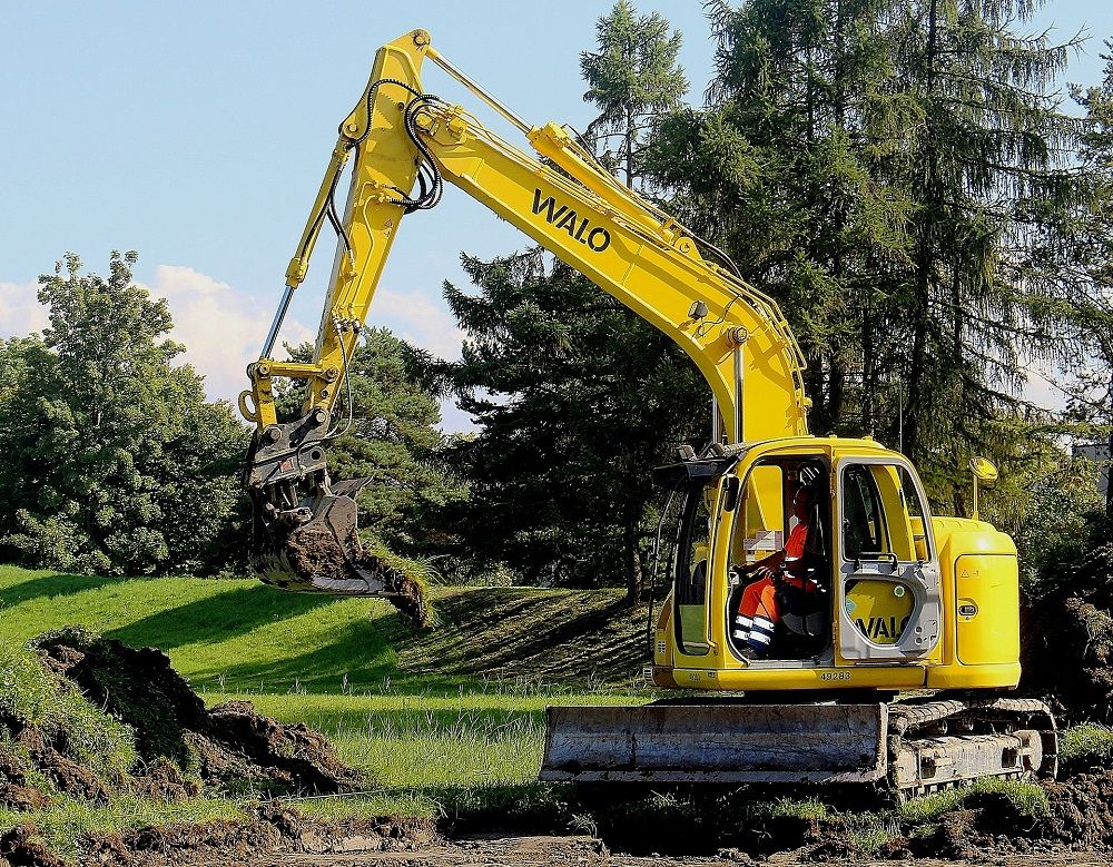 Benefits of Excavator Job Training (With images) Septic