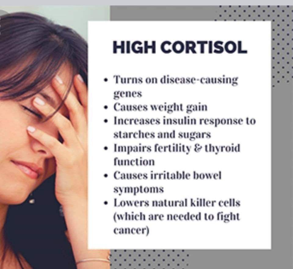 Pin by Jodys Pins on Beauty in 2019 High cortisol