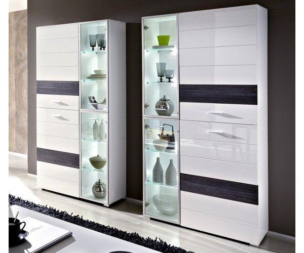 Nouveaute Vitrine Design Venise Meuble De Salon Moderne Meuble Et Canape Com Locker Storage Bathroom Medicine Cabinet Design