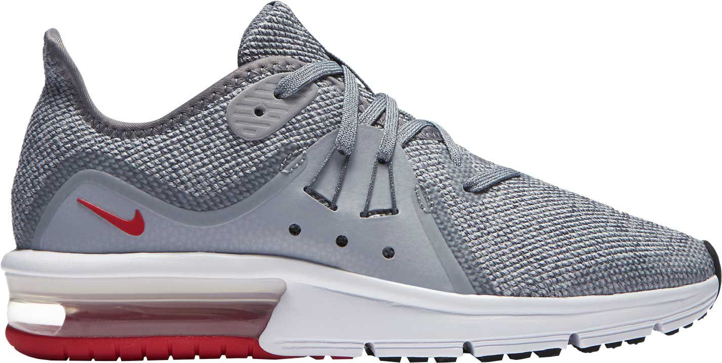 41bbebe549b5 Nike Kids  Grade School Air Max Sequent 3 Running Shoes