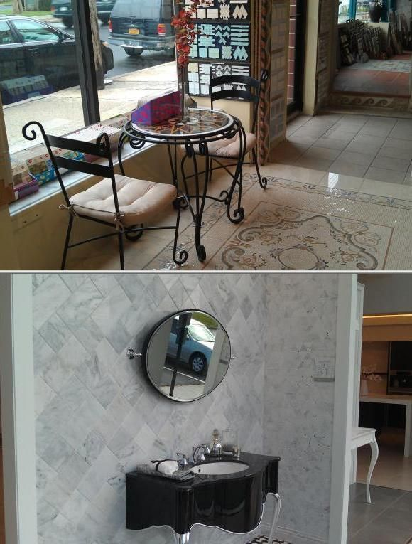 Looking for a company that will do anything for your home, choose Masterpiece Tile & Marble Corp. Their services are bathroom remodeling, kitchen cabinet and granite installation, carpentry, and more.