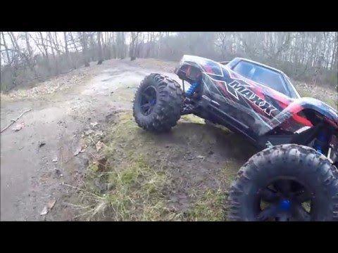 RC Traxxas Xmaxx Drive & Bashing | RC Life | Rc trucks, Rc