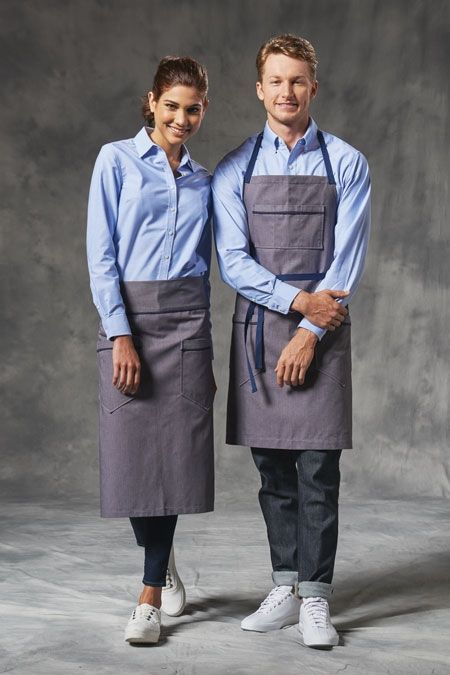 Ico Uniforms Offers Fashion Forward Food Service Uniforms