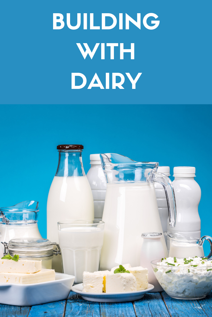 When did #dairy become a 4 letter word? Learn more about dairy its