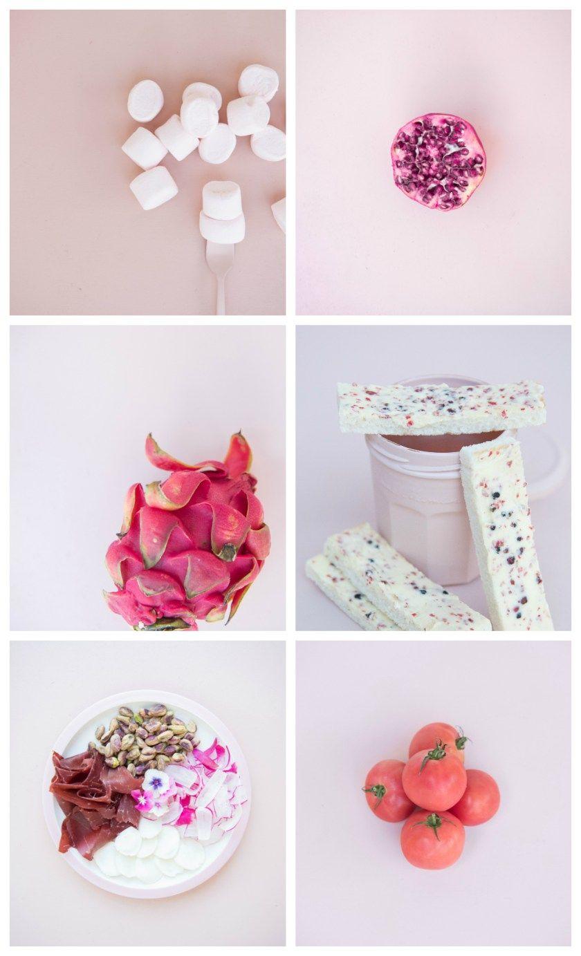 Idées Repas De Fête Entre Amis un repas tout en rose ! une idée originale pour une fête
