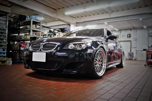 E60 M5 Bbs Lm20 Advan Sport V105 Bbs Lm Wheels Bmw E60