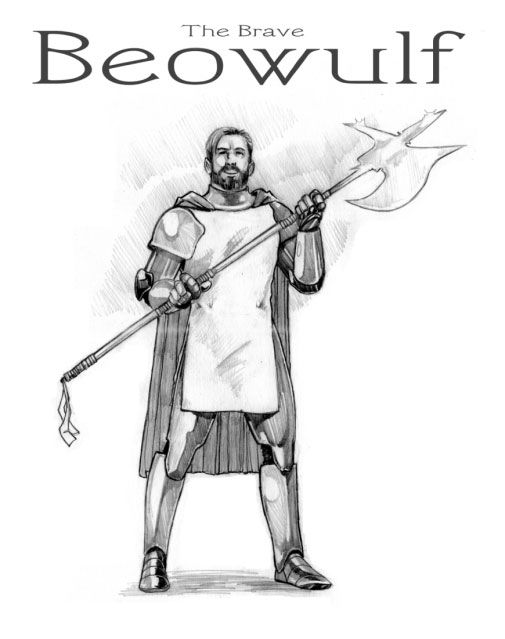 Beowulf Coloring Pages Beowulf Colouring Pages Coloring Pages
