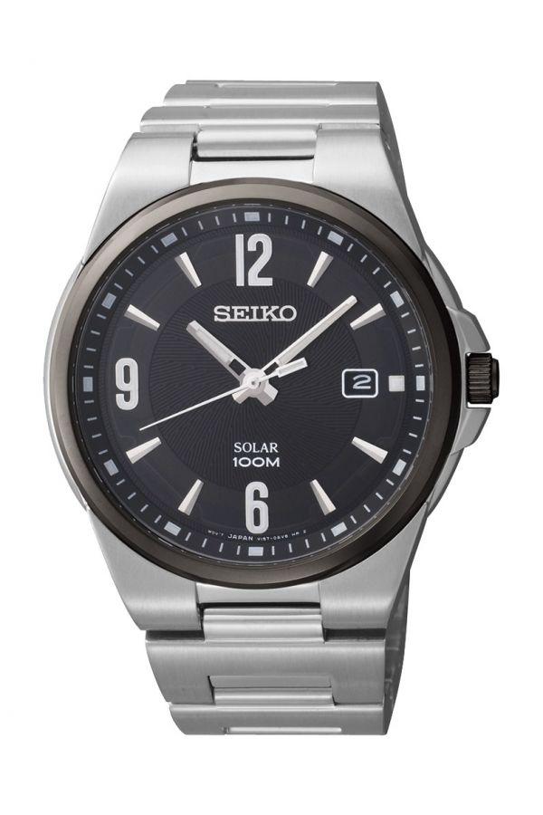 ffe0116a73e79 Reloj Seiko Solar de hombre