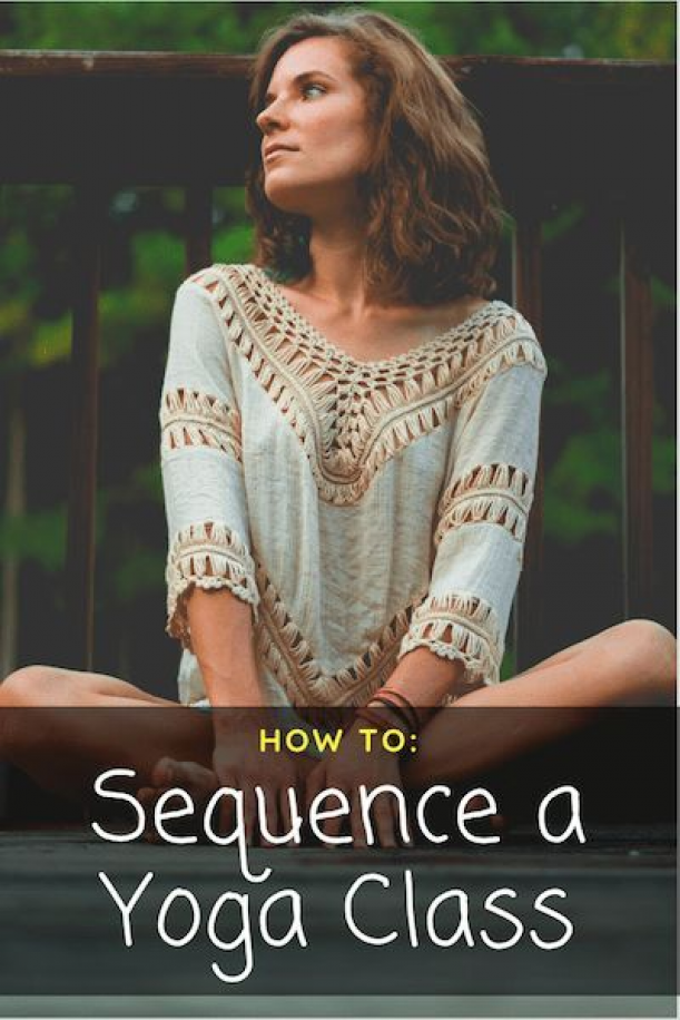 How To Sequence A Yoga Class (to teach your best class yet) @TheYogaNomads.com. Learn beginner yoga sequence for teachers vinyasa flow sequences and many other yoga sequence ideas. #yoga #yogateacher #yoga #yoga #class