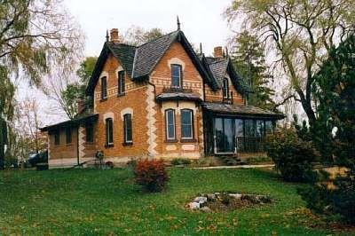 House Beautiful Brick Farmhouse Renovation