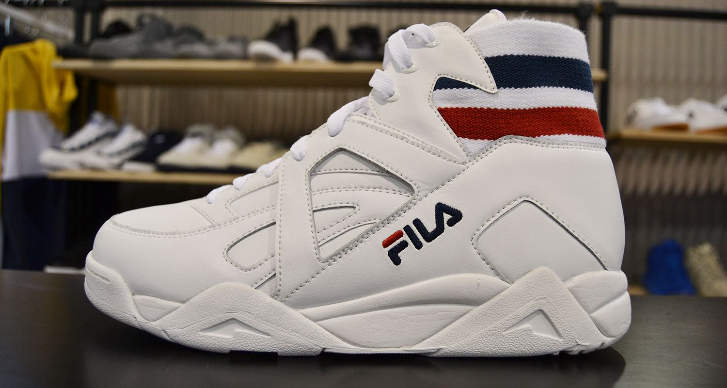 FILA Cage Joggesko, Chunky sko  Sneakers, Chunky shoes