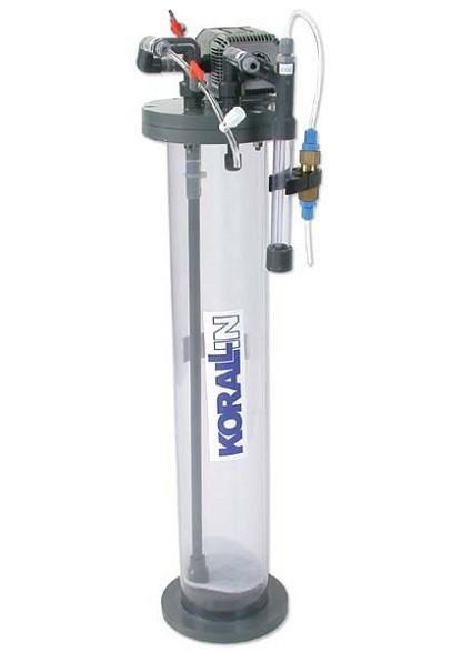 korallin c3002 calcium reactor w eheim pump up to 800 gallons