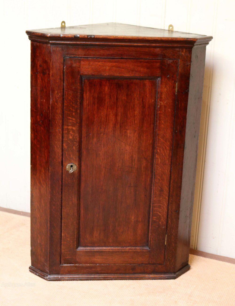Oak Corner Cupboard - Antiques Atlas - Oak Corner Cupboard Antique Corner Cupboards Pinterest Corner