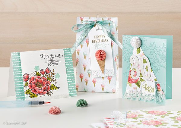 Birthday Bouquet Suite | A Work of Carte