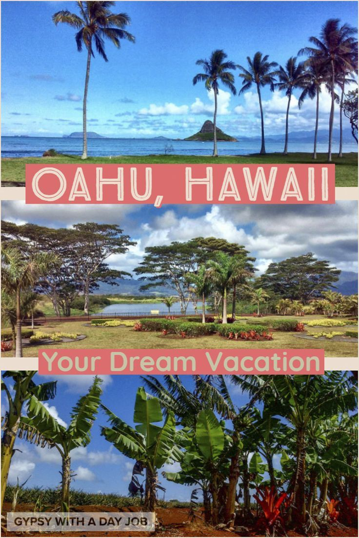 A Week in Oahu? Experience your dream trip with a 7 Day