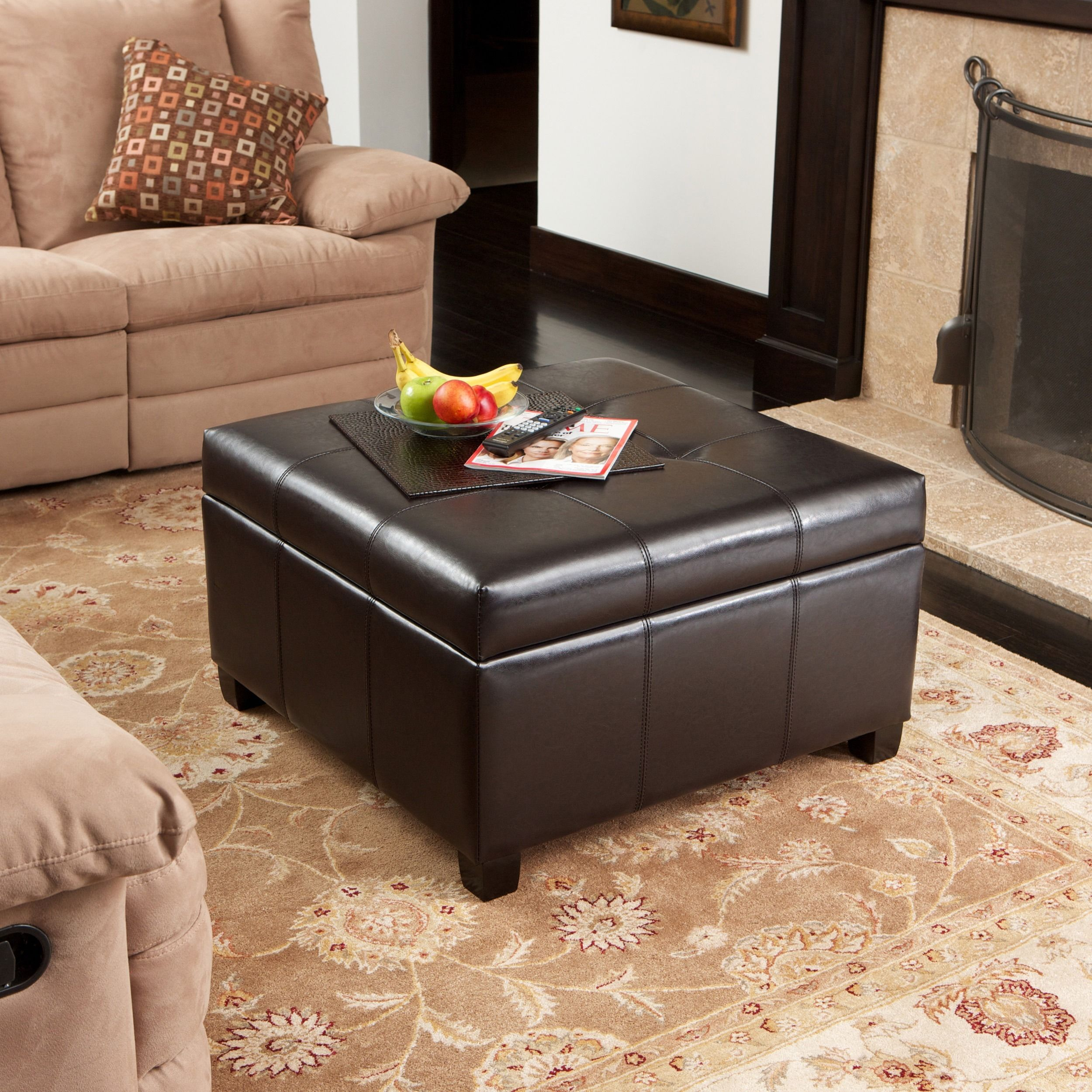 Amazing Christopher Knight Home Richmond Espresso Bonded Leather Cjindustries Chair Design For Home Cjindustriesco