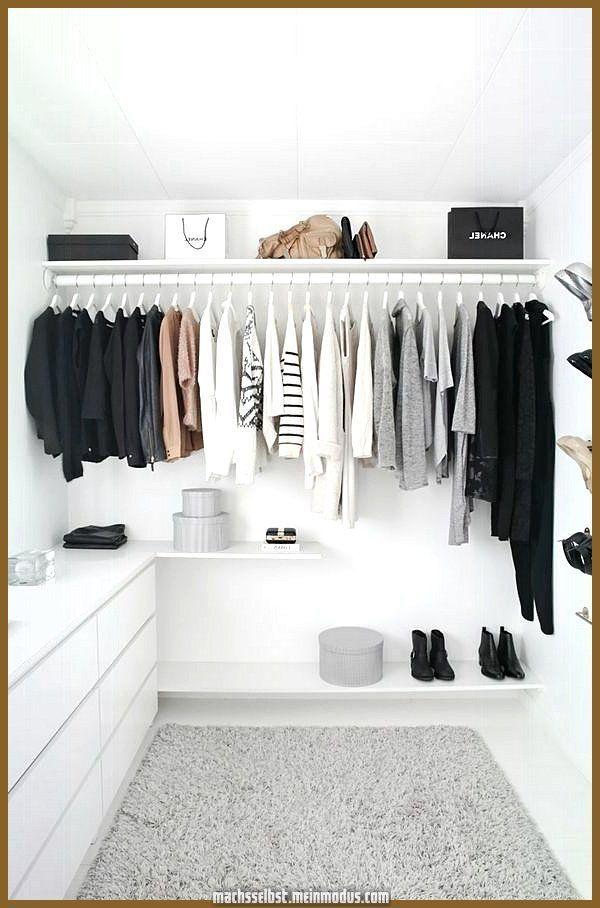 Unglaubliche Begehbarer Kleiderschrank - wie man die perfekte Systematik schafft - Welcome to Blog
