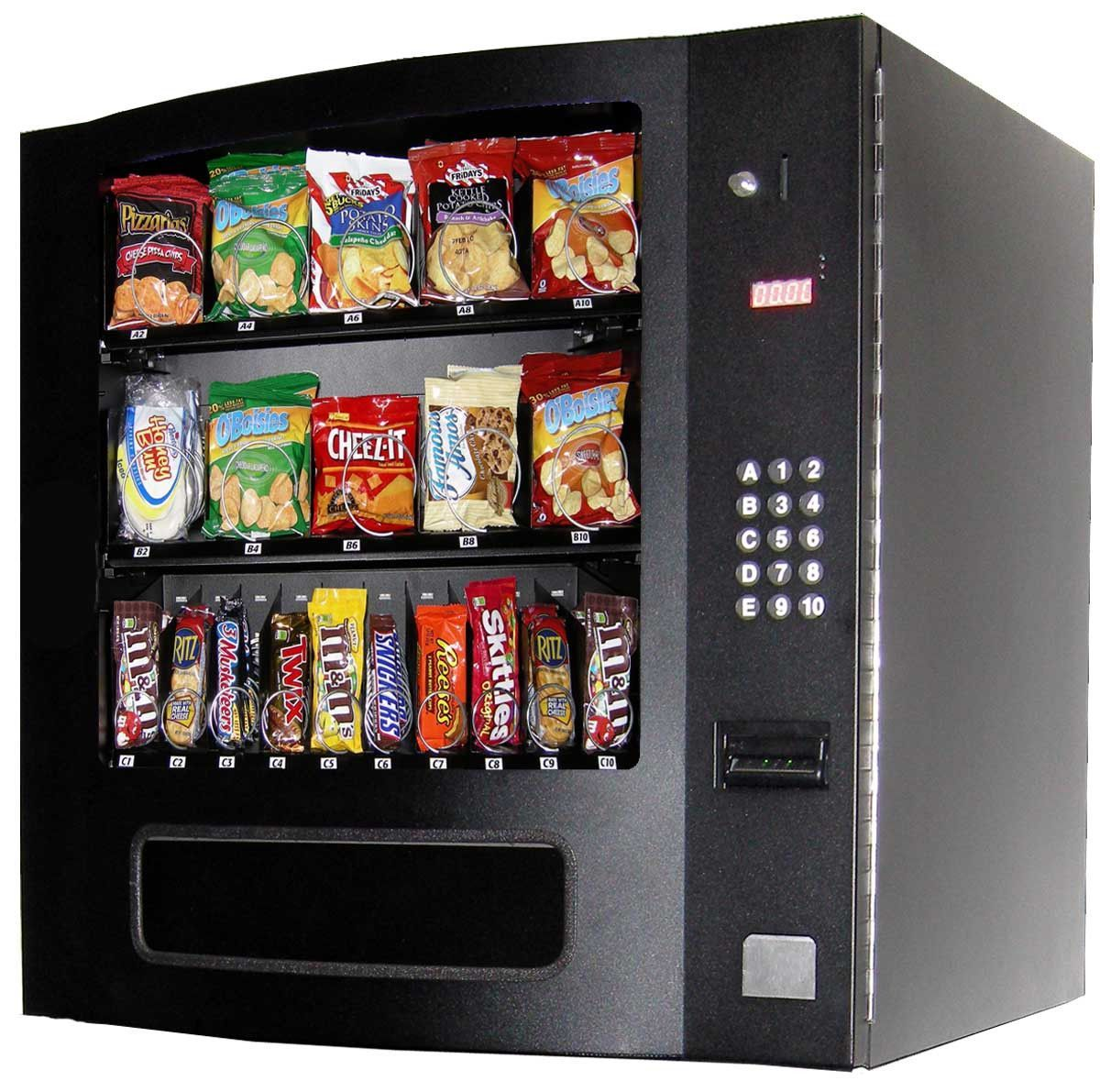 Seaga Sm16sb Small Snack Machine Vending Machine Vending