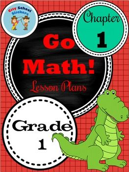 Go math first grade lesson plans chapter one go math pinterest go math first grade lessons chapter 1these lessons are for first grade teachers who are teaching the go math program from houghton mifflin fandeluxe Choice Image
