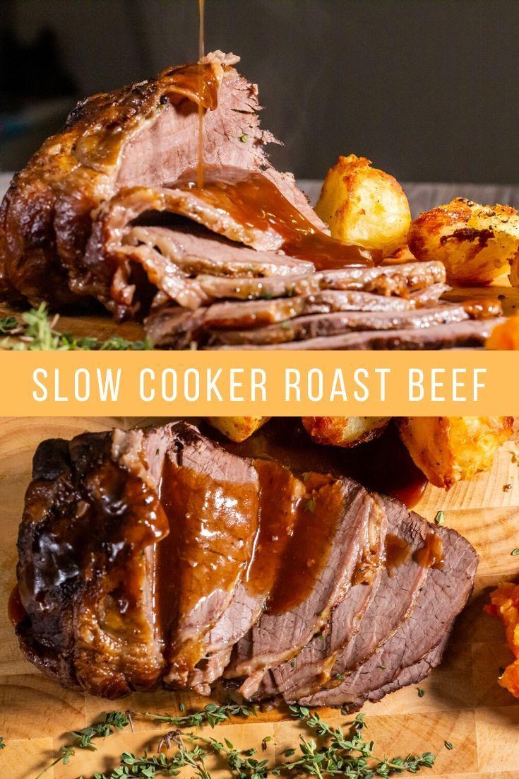 Photo of Slow Cooker Roast Beef