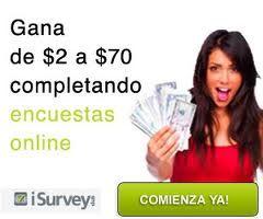 Clases de Encuestas! Cada vez son más las posibilidades que tenemos los latinos de ganar dinero contestando encuestas de empresas importantes.